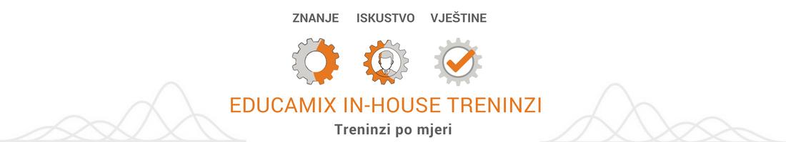 EDUCAMIX IN-HOUSE TRENINZI