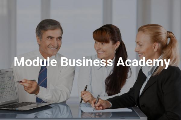 Module Business Academy Educamix
